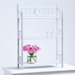 Elegant Vintage Shelf