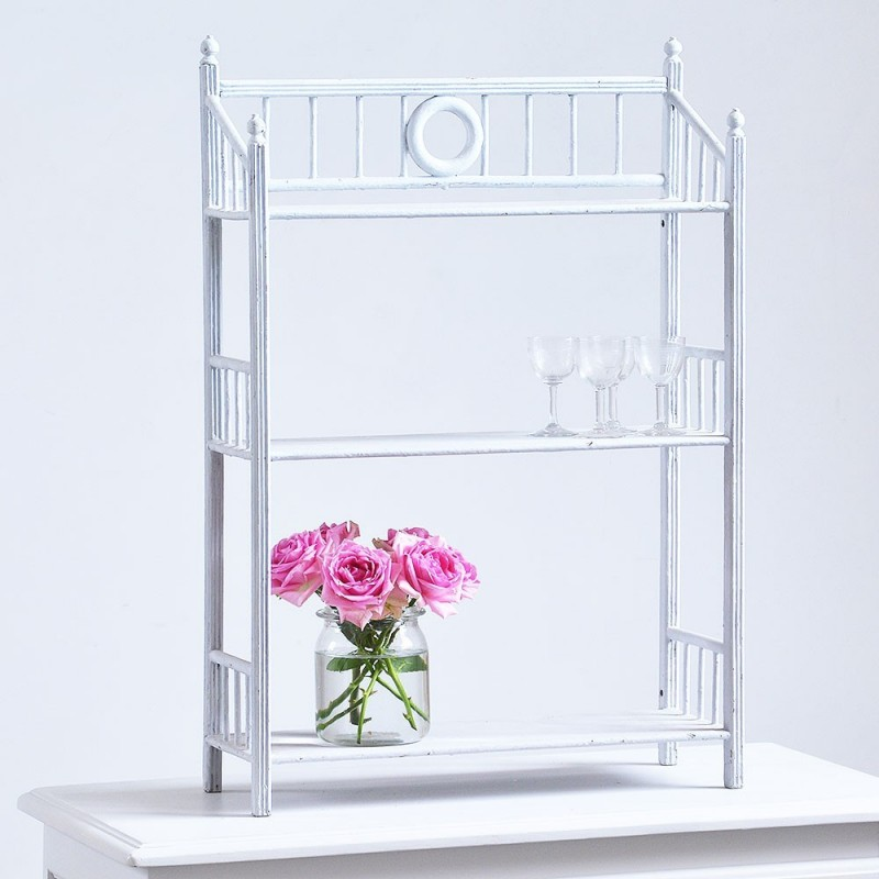 Elegant Vintage Shelf