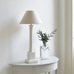 Column Lamp Base