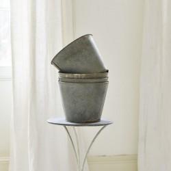 Vintage Zinc Buckets