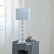 Retro Lamp Base