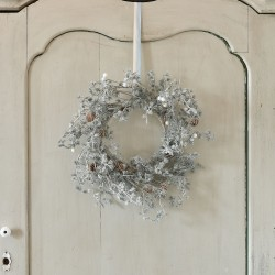 Sparkly Wispy Wreath
