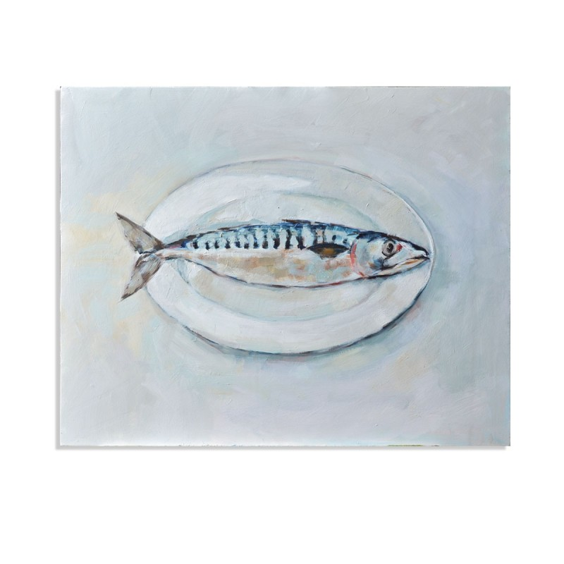 Mackerel, card