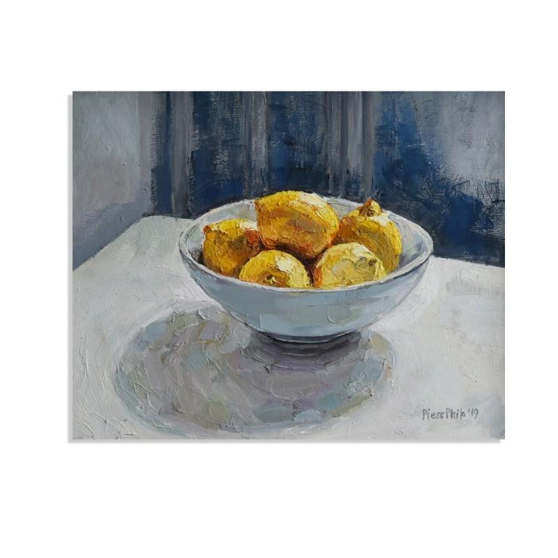 Lemons, card