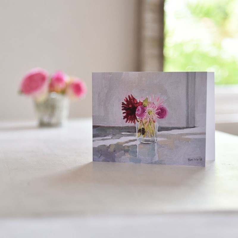 Fine Art Cards By Piers Philo