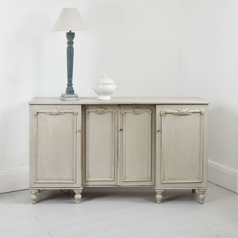 Victorian Painted Sideboard