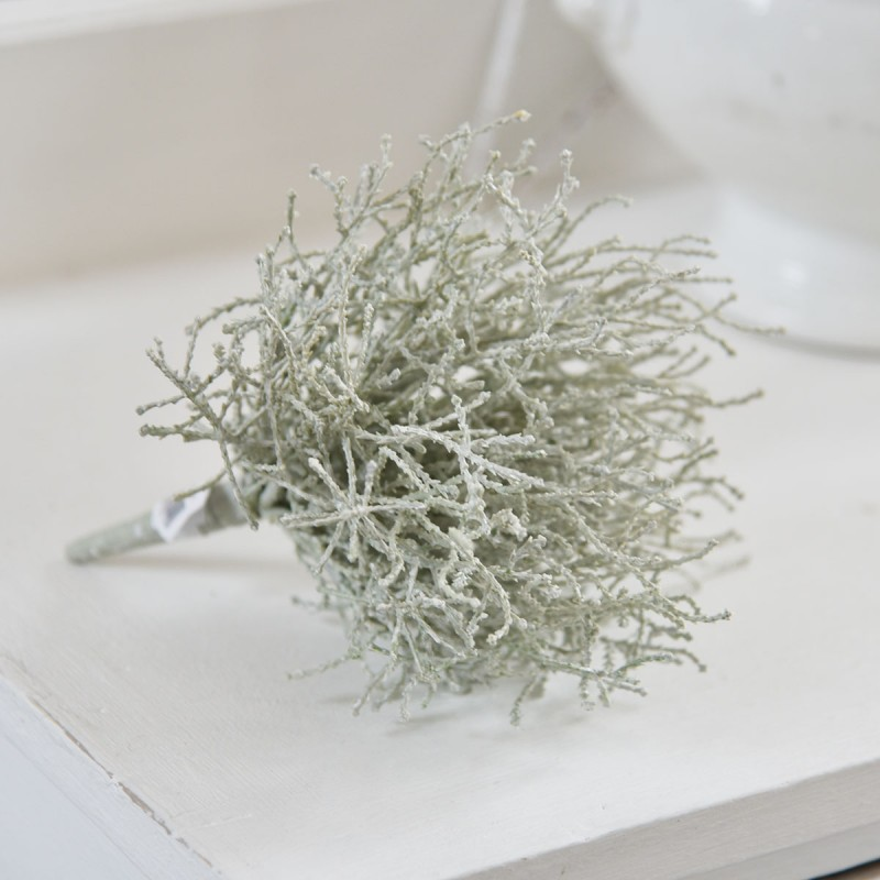 "Faux ""Silver Thread"" Plant."