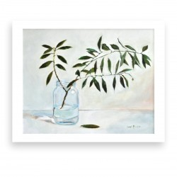 Fine Art Print, Olive Leaves