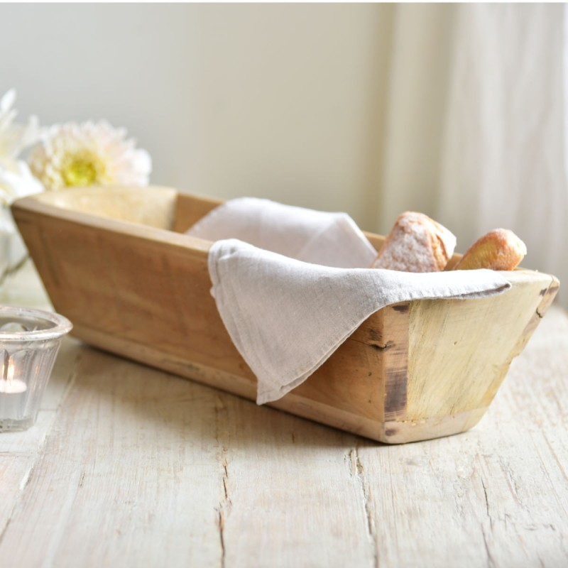Rustic Wooden Troughs