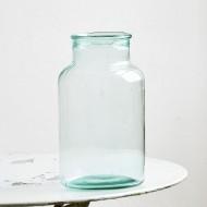 Original Vintage Glass Jar