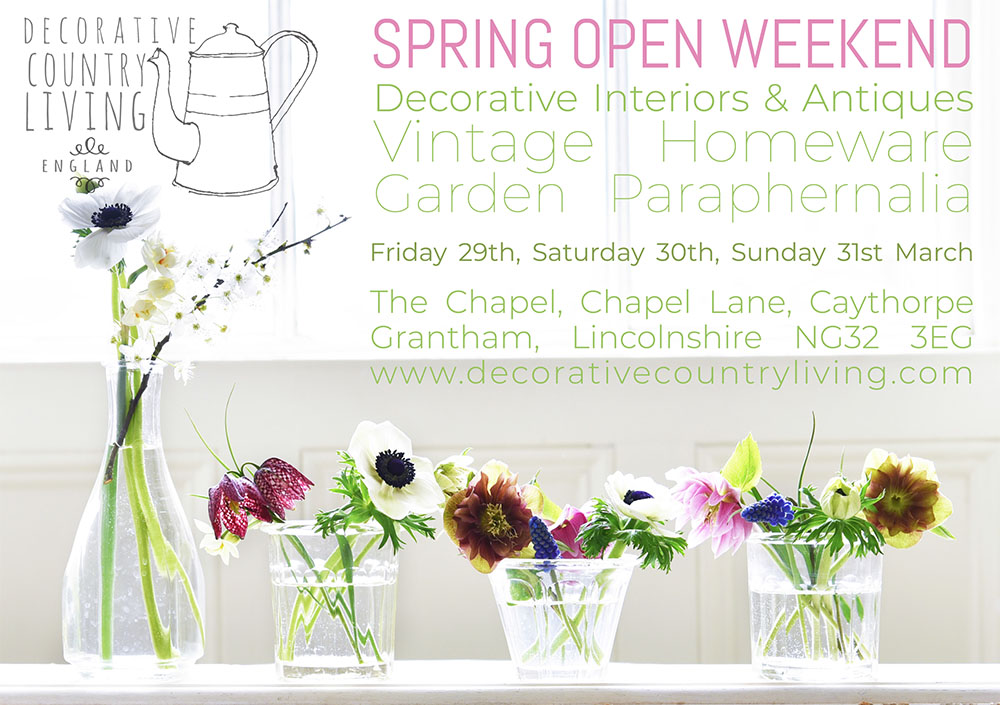 Spring Open Weekend
